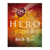 The Secret: Hero Import Book -  Rhonda Byrne - 9781476758589