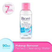 BIORE Makeup Remover Perfect Cleansing Water Oil Clear 90ml