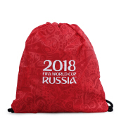 FIFA Official Licensed Product Drawsting Bag Red - Red [One Size] 93-51-0004