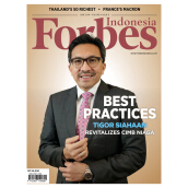 FORBES Indonesia June 2018 Magazine