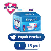 CERTAINTY Tape Value Pack Size L 15pcs/bag