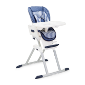 JOIE High Chair Meet Mimzy Spin 360 - Denim Zest