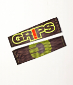 GRIPS SLEEVES CARBON FLUO - CARBON FLUO