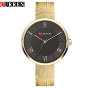 CURREN 9020 Watches Women Luxury Brand Business Watches Casual Watch Quartz Watches relogio masculino
