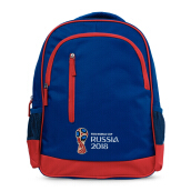 FIFA Official Licensed Product Backpack Navy Red - Navy/Red [One Size] RUF-14303