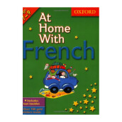 At Home With French Age 7-9 Import Book -  Janet Irwin , Illustrated by  Beccy Blake - 9780198386551
