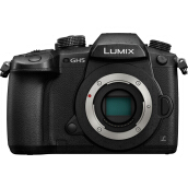 Panasonic Lumix DC-GH5 Body Only - Black