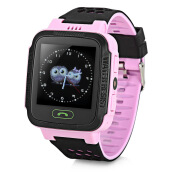 Y21 (A16) Children LCD Display GPS SOS Smart Watch Telephone