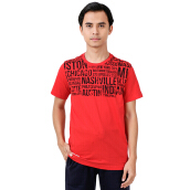 COUNTRY FIESTA Tshirt 01MTF54770 - Red