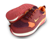 RECORD Air Pro Sepatu Men Running Shoes Maroon/ Orange