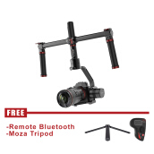 Moza Air 3-Axis Handheld Gimbal With Handle Grip & Remote Bluetooth
