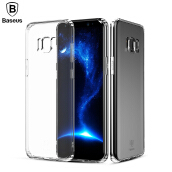 Baseus Samsung S8 Case, Ultra Thin Transparent Soft Case for Samsung Galaxy S8/S8 Plus Anti Knock Phone Cover