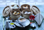 ​Grand City Restaurant Merlynn Park Hotel - All You Can Eat Dim Sum