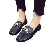Jantens Women Flats Candy Color Shoes Woman Shallow Mouth Loafers Summer Fashion