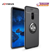 JOYSEUS For Samsung Galaxy J3 Pro 2017 Case Case Magnetic Suction Bracket Finger Ring TPU Soft silicon shockproof back cover