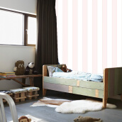 DREAM WORLD - Baby Room Thin Stripe A5117-2 ( 1.06 x 15.60m )