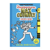 The Misadventures Of Max Crubbly #1Import Book - Rachel Renée Russell 9781481460019