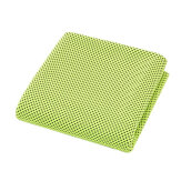 [OUTAD] Quick Dry Icy Cooling Towel Fast Heatstroke Prevention Sweat Absorbing Green