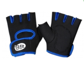 BFIT Training Glove 3077 black blue