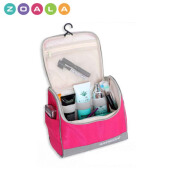 ZOALA Tas Kosmetik Lipat Travel - Cosmetic Bag Pouch Travel Mate Bag Organizer - Travel Bag-WK-PBO-V3-P-G