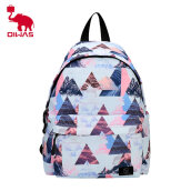 OIWAS Ultra-light Backpack Fashion And Personality Travel Bag For Outdoor Activities Multicolor