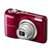 Nikon Coolpix A 10 Kamera Pocket Red