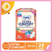 CHARM Pembalut Extra Comfort Maxi Wing 26cm 24 pads