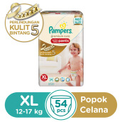 PAMPERS Popok Celana XL-54 Premium Care