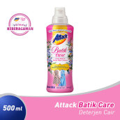 ATTACK Batik Care Botol 500ml
