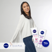 NIVEA #ILOVEMYBODY Packages - Limited Dara Women 4