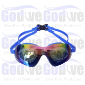 GODIVE Swimming Goggles SG280-Blue - All Size