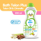 MY BABY Bath with Telon Plus 200 ml