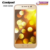 【Original】Coolpad N2-note6 lite [3/32G] Gold