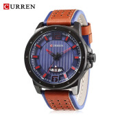 CURREN Men Business Watches Top Luxury Brand Quartz Watch 8293