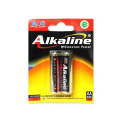 ABC Alkaline AA Battery 2 pcs