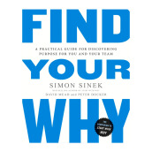 Find Your Why: A Practical Guide For Discovering Purpose For You And Your Team Import Book - David Mead , By (author)  Peter Docker , By (author)  Simon Sinek - 9780143111726