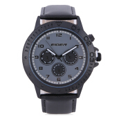 Eiger Riding Torque Watch - Black Black