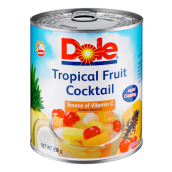 DOLE Tropical Fruit Cocktail in HS 836g