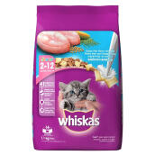 WHISKAS 1.1 kg kitten ocean fish
