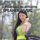 NEW STYLE Wearable Bluetooth Speaker S1(Dilza)