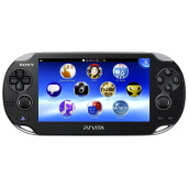 SONY PS VITA New Slim Model - PCH 2006 - Region Asia - Black