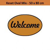 Oval mix - Edition Welcome