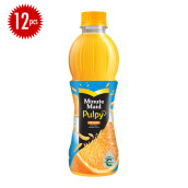 MINUTE MAID Pulpy Orange PET Botol Carton 300ml x 12pcs