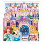 Disney Princess Once Upon A Castle Import Book -  - 9780794431075