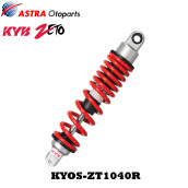 Kayaba Zeto R Shock Absorber (KYOS-ZT1040R) - Red