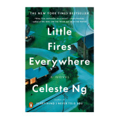 Little Fires EverywhereImport Book - Celeste Ng - 9780525505556