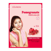 CELEBON POMEGRANATE Collagen Essence Mask