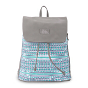 3SECOND Ladies Bag 0611 106111728 - Grey [One Size]