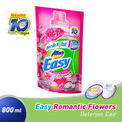 ATTACK Easy Liquid Romantic Flower 800 ml