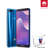 Huawei Nova 2 Lite 3GB/32GB Blue Black Double Camera Fullview Display With Free Special Gift